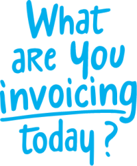 What are you invoicing today?